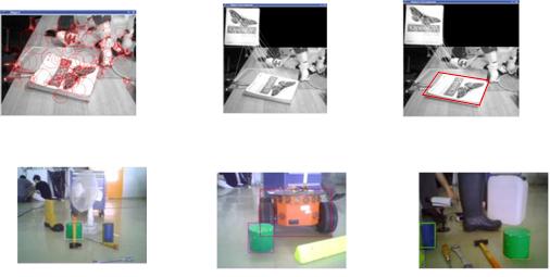 Reconnaissance d'objets (CEA LIST)