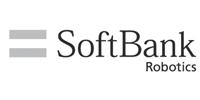 Logo SoftBank Robotics